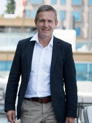 Stefan Schulthess, Direktor der Schifffahrtsgesellschaft des Vierwaldstättersees