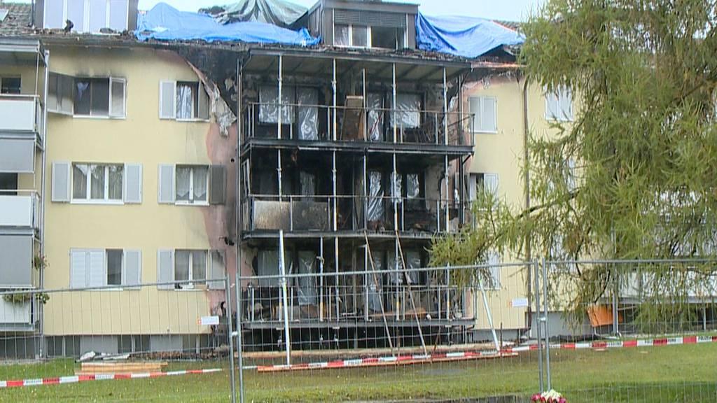 Hausbrand in Uster: Das passiert mit den Betroffenen