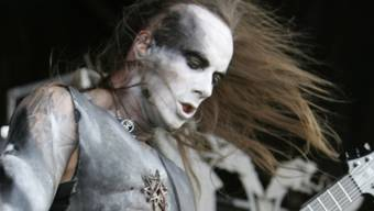 Adam Darski alias Nergal (Archiv)