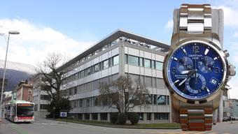 Bis 1984 war Certina, das heute zur Swatch Group gehört, in Grenchen an der Bahnhofstrasse zuhause. Die beliebte Modellinie DS Podium wurde 2004 lanciert.