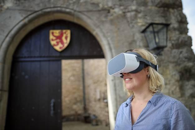 Mit einer Virtual Reality- Brille kann diese Frage nun visuell beantwortet werden.