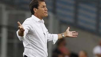 Enttäuschung für Marseille-Trainer Rudi Garcia im Heimspiel gegen Angers