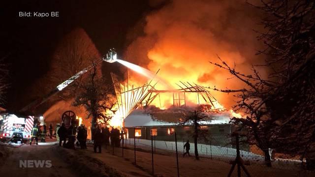 Brand in Weier: Ermittlungen zur Brandursache abgeschlossen