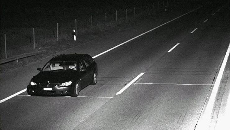 BMW-Raser. (Symbolbild)