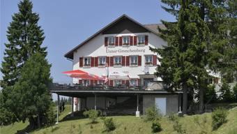 Der Berggasthof Untergrenchenberg erstrahlt in neuem Glanz.