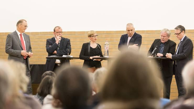 In Dietikon wird debattiert. In Schlieren hingegen nicht. (Archiv)