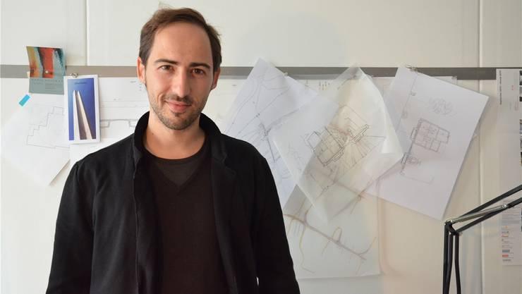 Florian Berner: «Die Strecke zwischen Hard- und Bucheggplatz bietet enormes bauliches und urbanes Potential.»