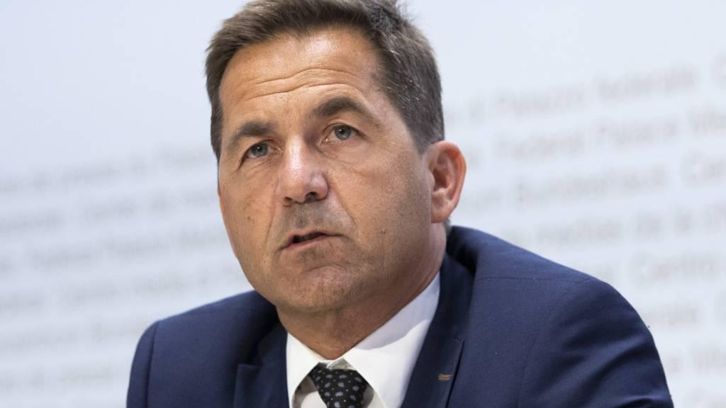 Bundeskanzler Walter Thurnherr lobt das Kollegialsystem des Bundesrates - die Administration der Schweiz müsse dennoch in zahlreichen Bereichen über die Bücher. (Archivbild)