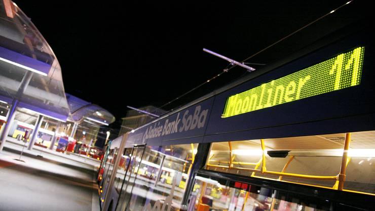 Nachtangebote im öffentlichen Verkehr sollen nicht mehr von kantonalen Abgeltungen ausgeschlossen sein.