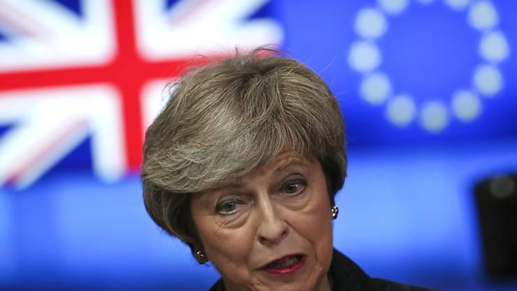 Es droht Chaos: Auch 35 Tage vor dem Austritts-Termin steht noch kein Brexit-Deal.
