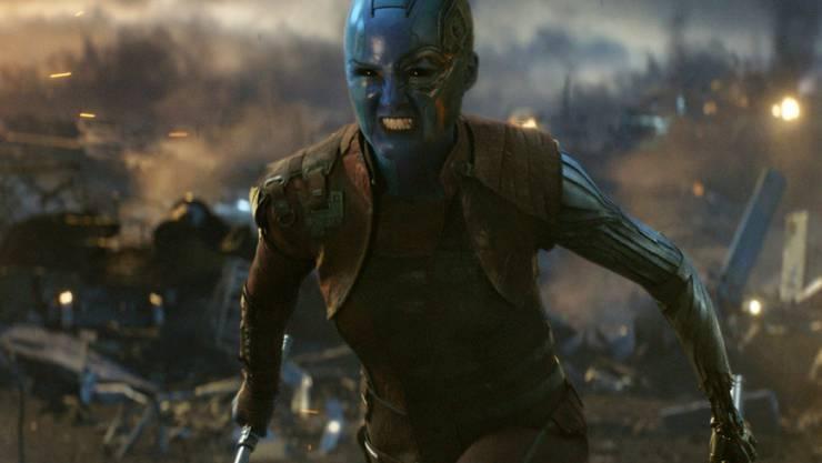 """""""Avengers: Endgame."""" kommt erneut in die Deutschschweizer Kinos, in einer verlängerten Fassung mit Bonusszenen. Das Superhelden-Epos steht kurz davor, zum erfolgreichsten Kinofilm aller Zeiten zu werden."""