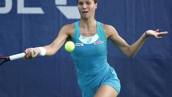 Viktorija Golubic verpasste in Linz den Final, den sie im Vorjahr erreicht hatte