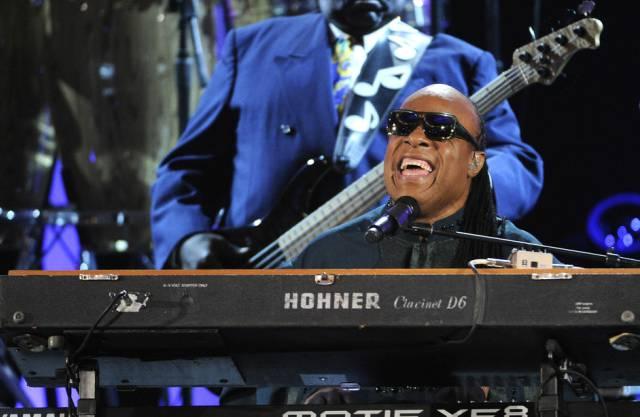 Kommt nach Montreux: Stevie Wonder (Archiv)