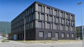 Neuer SWG Hauptsitz an der Brühlstrasse.