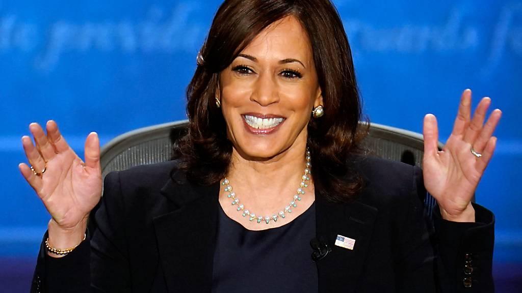 Medien: Harris vereidigt neue US-Senatoren am Mittwoch