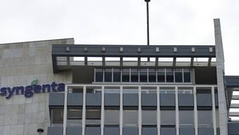 Der Hauptsitz der Syngenta in Basel. (Archiv)