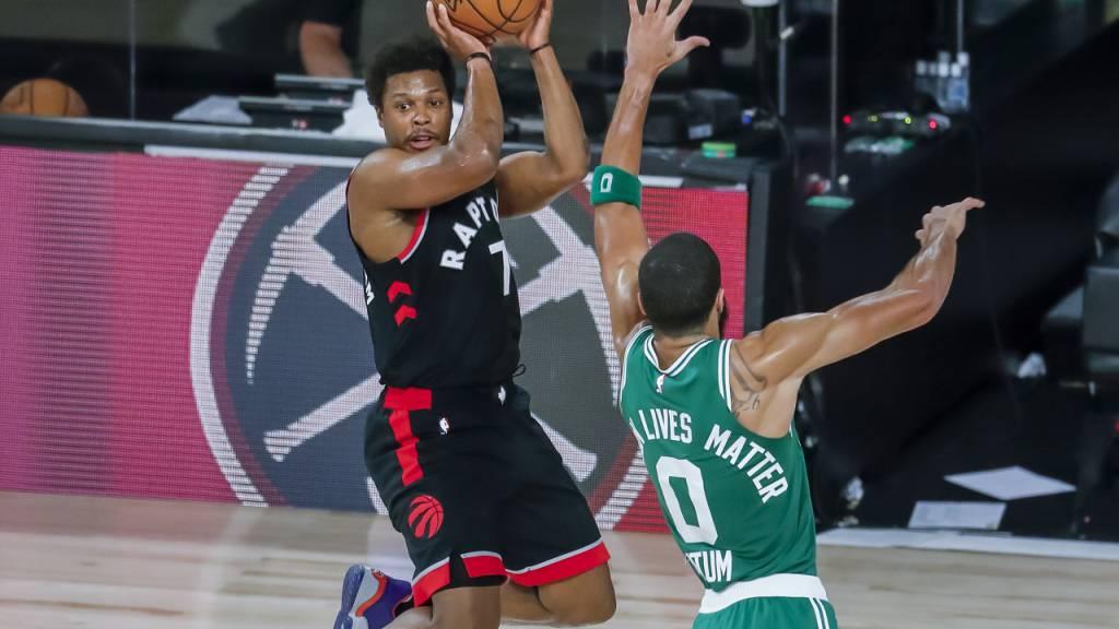 Titelverteidiger Toronto erkämpft siebtes Spiel