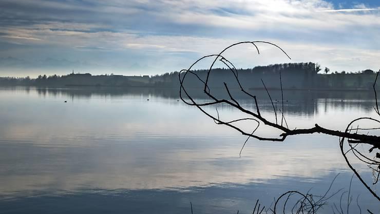 Wärme und Überdüngung können die oberflächennahen Schichten in Seen trübe machen. Das hat unerwartete Auswirkungen auf den Treibhausgasausstoss dieser Gewässer. (Symbolbild)