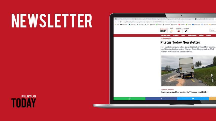 Mit unserem Newsletter kannst du in der Pause mitreden