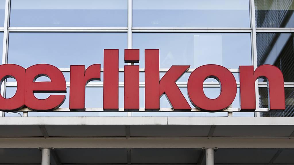 Oerlikon erleidet Umsatzrückgang im ersten Quartal