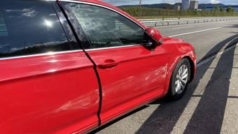 Unfall in Brittnau (September 2020)