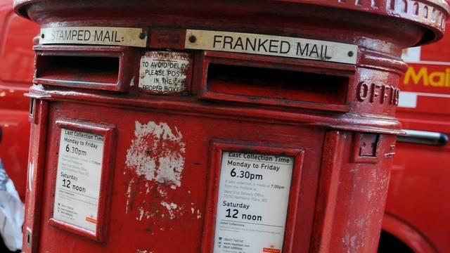 Bleiben die roten Briefkästen den Briten erhalten?