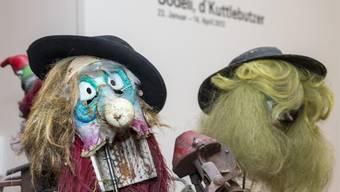 Das Tinguely-Museum ehrt die legendäre Fasnachtsclique «Kuttlebutzer» mit einer Sonderausstellung