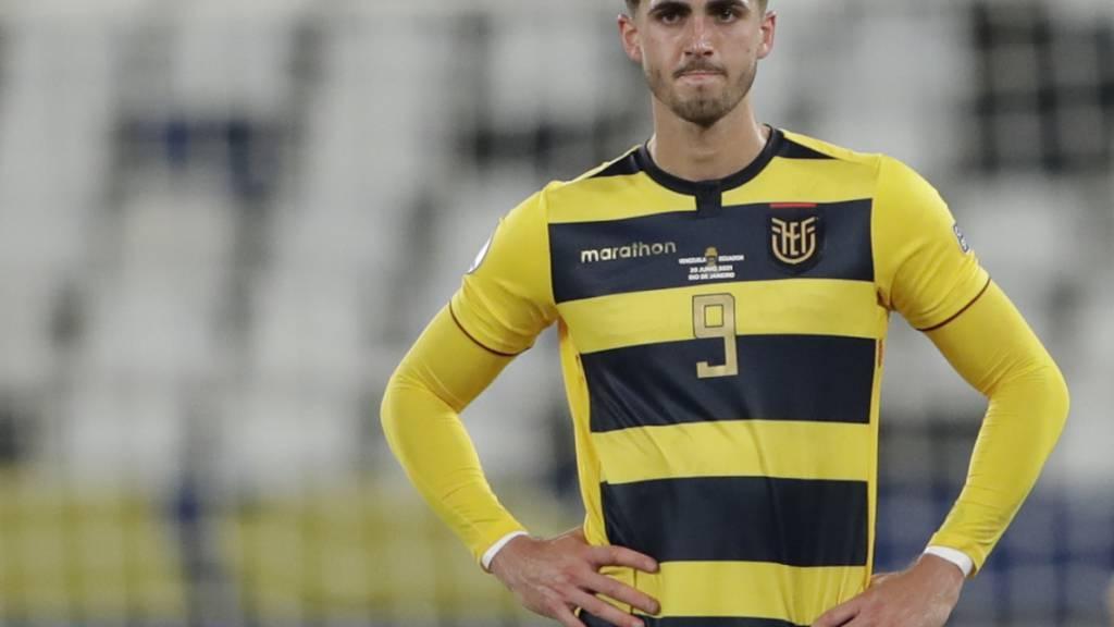 Leonardo Campana läuft in der kommenden Saison für Aufsteiger GC aus