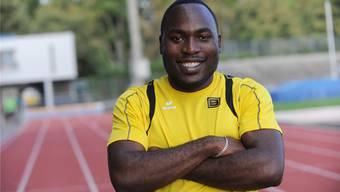 Alex Wilson startet an der WM über 200 Meter.