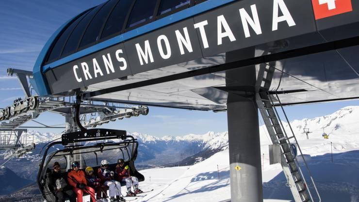 Die Bergbahnen von Crans-Montana drohten mit dem Ausstieg aus dem Westschweizer Tarifverbund Magic Pass. Nun haben sich die Parteien doch noch geeinigt. (Archivbild)