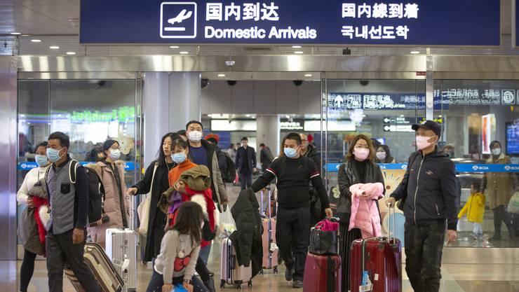 FHNW und Unternehmen sagen Geschäftsreisen und Besuche in China ab.