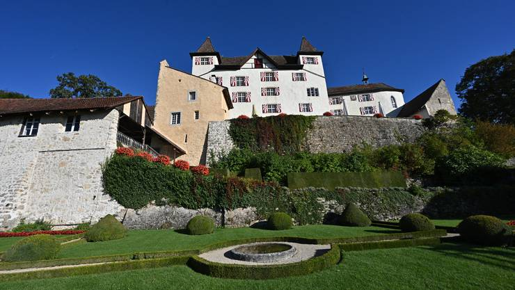 Das Schloss Wartenfels benötigt nach rund 100 Jahren eine Gesamtrenovation.