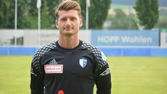 Flamur Tahiraj ist der neue Goalietrainer des FC Aarau