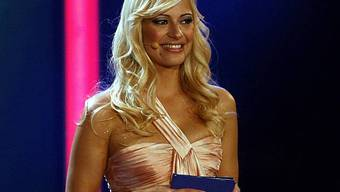 Die beliebte Ex-Miss-Schweiz Christa Rigozzi (Archiv)