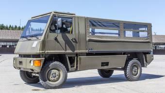 Mehr als eine halbe Milliarde soll die Sanierung der 2200 Duro-Kleinlastwagen kosten. (Symbolbild)