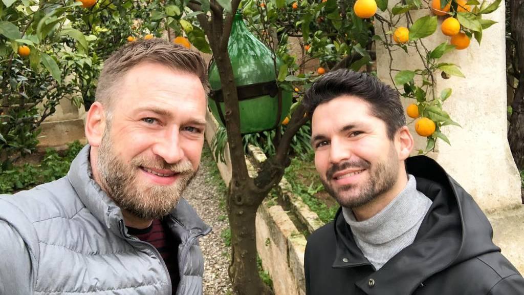 TV-Moderator Marco Fritsche ist wieder Single