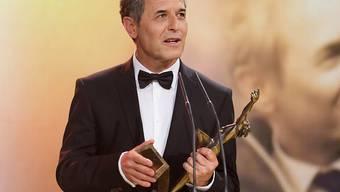 Marcel Koller gewinnt in Zürich die Wahl zum Schweizer Trainer des Jahres