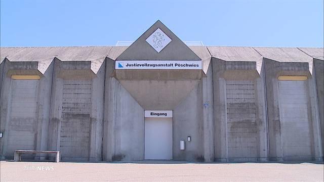 Offene Türen im Gefängnis Pöschwies?