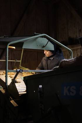 23'000 Kilogramm wurden wegen Mängeln nicht vom Auftraggeber akzeptiert.