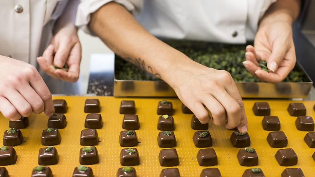 Schokoladehersteller Läderach AG baut wegen Lockdown Stellen ab