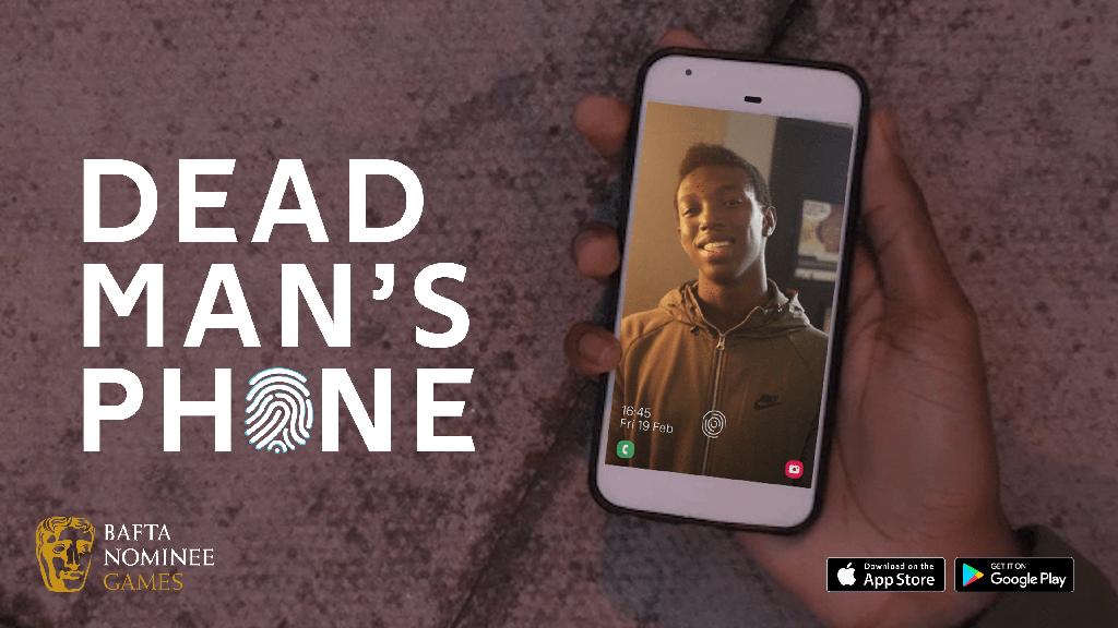 Dead Man's Phone - Die interaktive Krimi-App