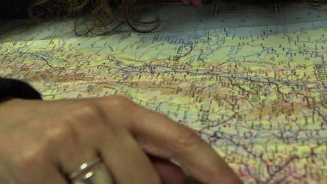Eine Lonely-Planet-Redaktorin plant ihre nächste Reise (Archiv)