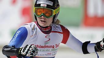 Martina Schild zwickts im Rücken - sie verpasst erste Speed-Rennen.