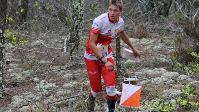 Matthias Kyburz startet in Basler Stadtlauf auf ungewohnter Unterlage.