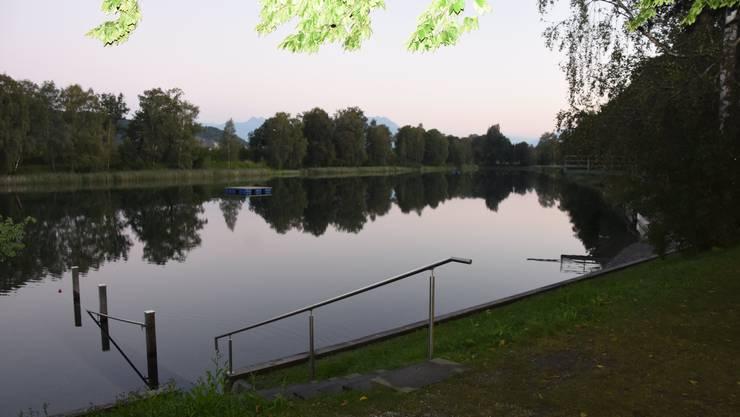 Der 15-Jährige ist im Baggersee ertrunken.