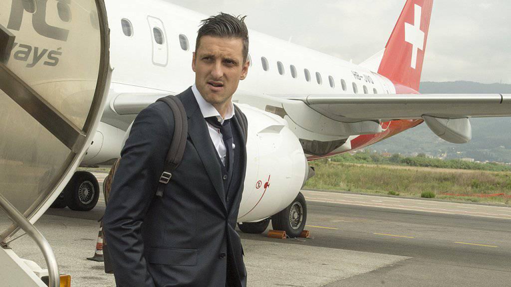 Zdravko Kuzmanovic verlässt die Schweiz