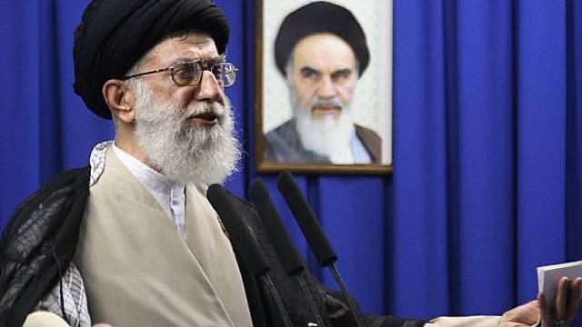 Ayatollah Chamenei, oberster Führer