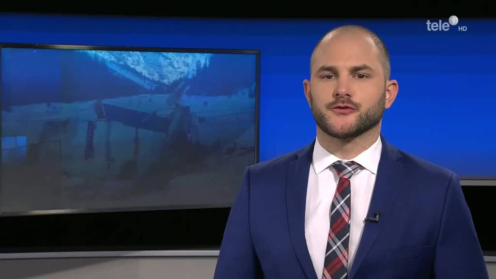 Opfer Flugzeugabsturz Arosa