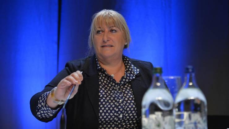 Nayla Hayek ist Verwaltungsratspräsidentin von Swatch.