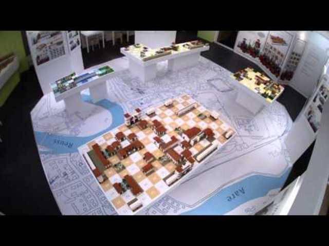 Lego goes Vindonissa